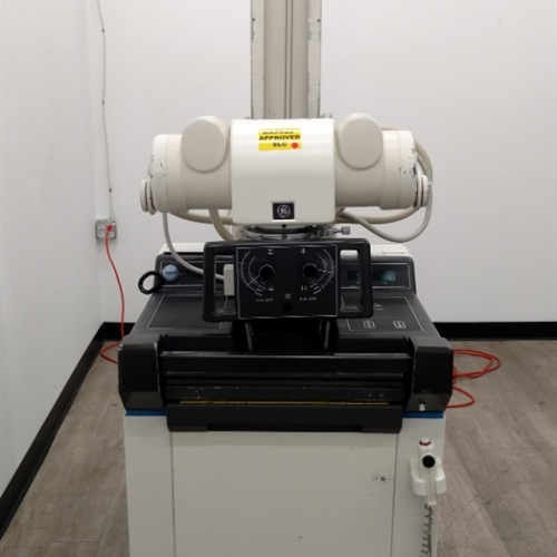GE AMX 4 Mobile X-ray System (With Key)