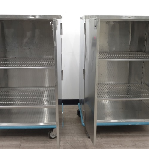Lot of 2 Rolling Carts