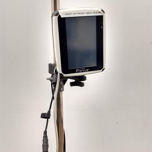 Bard Site Rite Prevue Portable Ultrasound Machine (9770090) w/ Rolling Stand