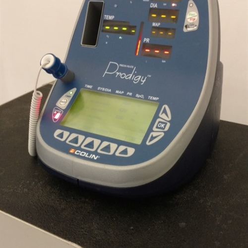 Colin Press-Mate Prodigy 2140 Patient Monitor
