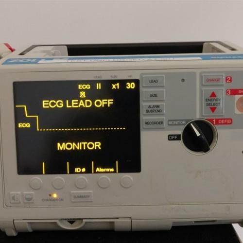 Lot of 2 - Zoll M Series Defibrillators