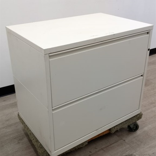 Metal Cabinet  (No Keys)