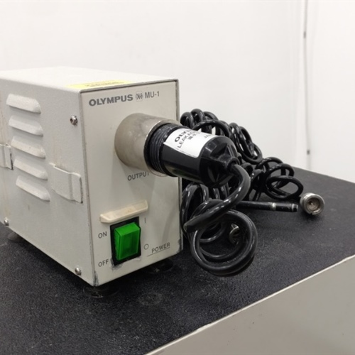 Olympus MU-1 Maintenance Unit with Tester
