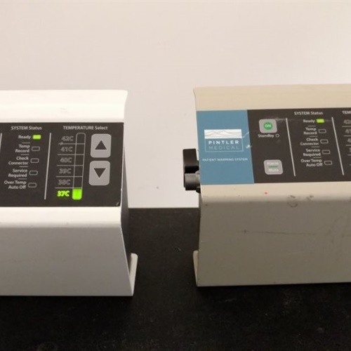 Lot of 2 - PINTLER PPWS-001 Patient Warmer System