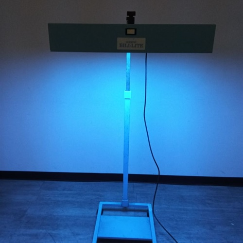 Olympic Bili-lite On Rolling Stand