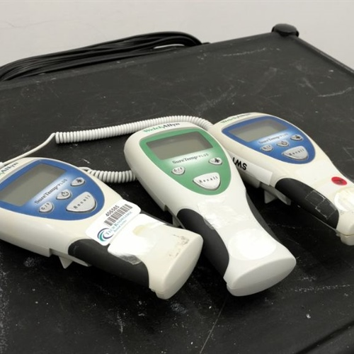 Lot of 3 Welch Allyn Thermometers