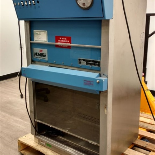 Nuaire Safety Cabinet