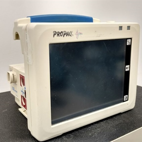 Propaq 246 Vital Signs Patient Monitor