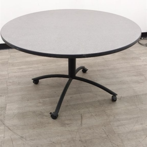 Round Table On Wheels