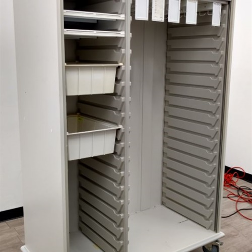 Large Innerspace Rolling Cabinet (No key)