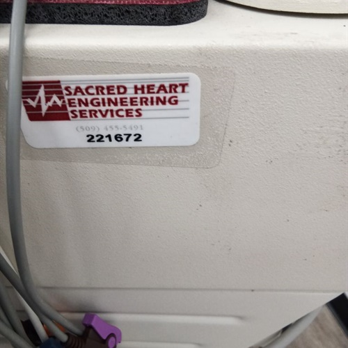 Cambridge Heart With Treadmill