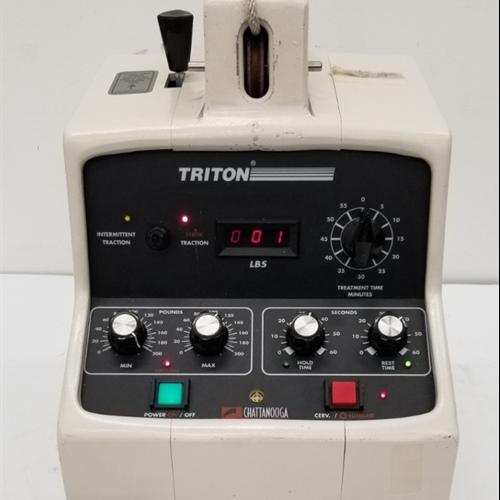 Triton T-700 Traction Machine