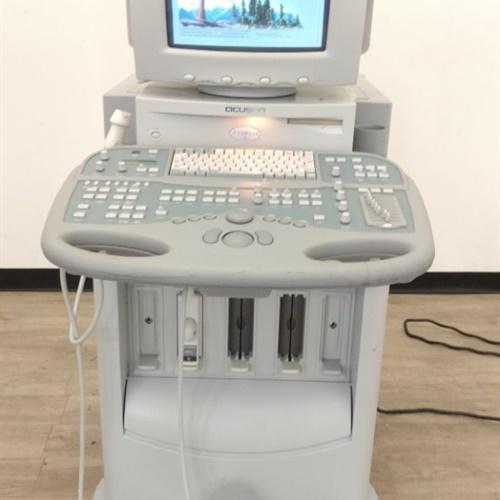 Siemens Acuson Sequoia C256 Ultrasound Machine w/ 4VIC Probe