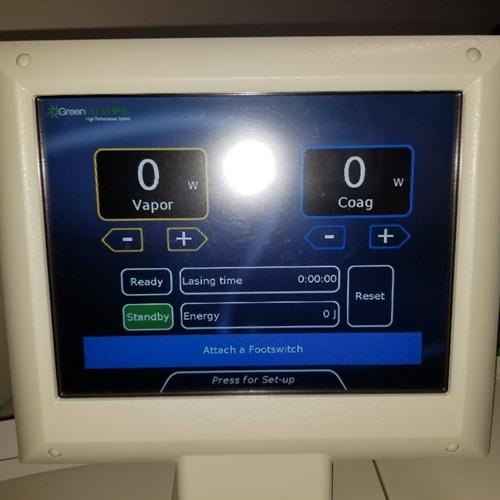 2007 Greenlight HPS Laser System #1