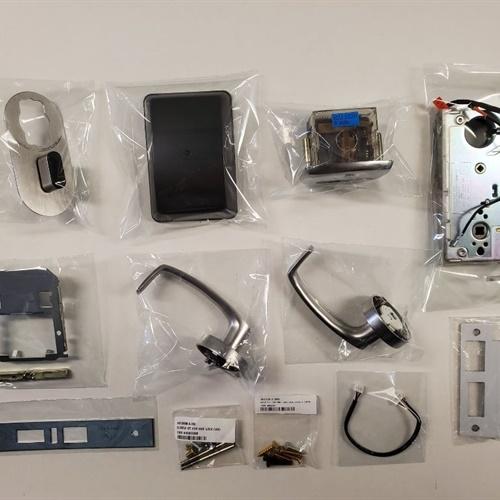 Hotel Lock Kits (Lot of 920) FREE SHIPPING