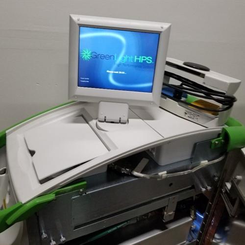 2007 Greenlight HPS Laser System