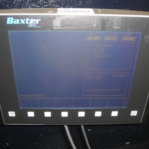 BAXTER PUMP SYSTEM: CARDIOPULMONARY BYPASS