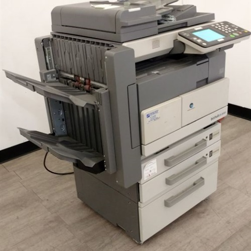 Konica Minolta BIZHUB Di3510F Printer