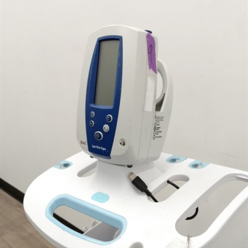 Welch Allyn Spot Vital Signs Monitor w/ Rolling Stand