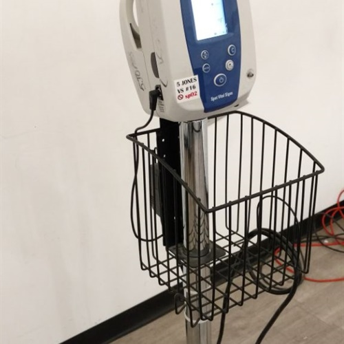 Welch Allyn Spot Vital Signs Monitor w/ Stand