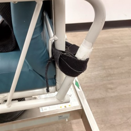 Hausted Video Imaging Chair (Model VIC429ST)