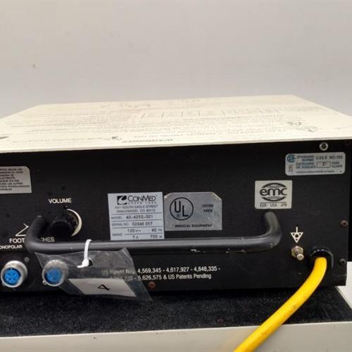 ConMed Excalibur Plus 60-6250-001 Electrosurgical Unit