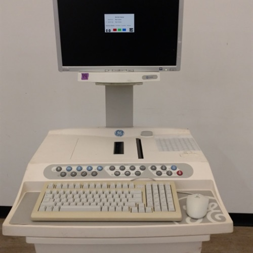 GE Case Stress Test Workstation