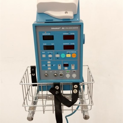 Dinamap XL Vital Signs Patient Monitor w/ Stand