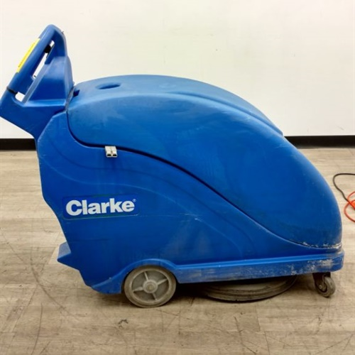 Clarke Fusion 20T Burnisher