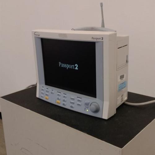 Datascope Passport 2 Patient Monitor (0998-00-0900-0006A)