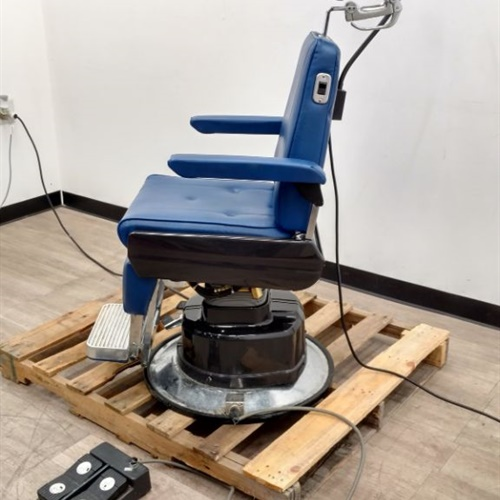 Power Patient Chair w/ Foot Pedal