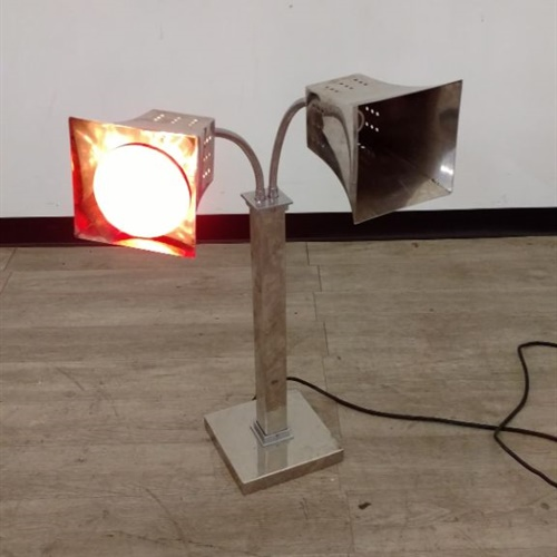 Red Lamp Stand
