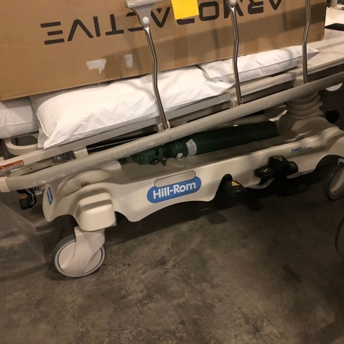 5 Assorted Hospital stretchers/ beds