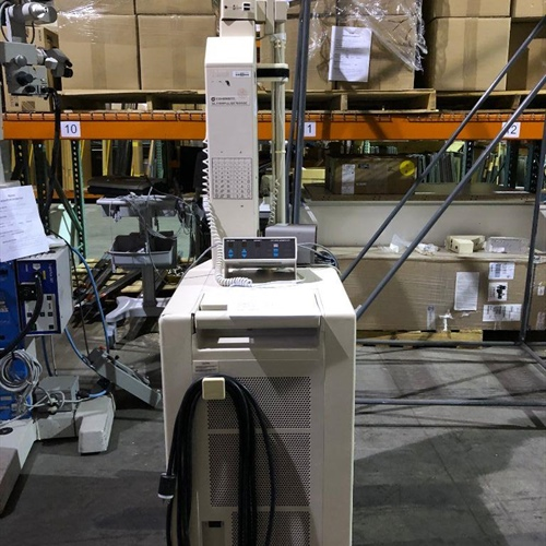 Coherent Ultrapulse 5000C laser