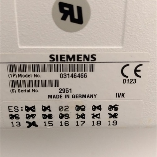 Siemens CP Extremity Coil (Model#: 03146466)