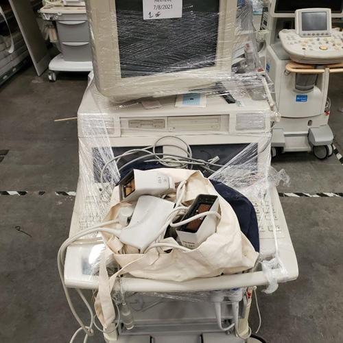 Philips Ultrasound Sonos 5500