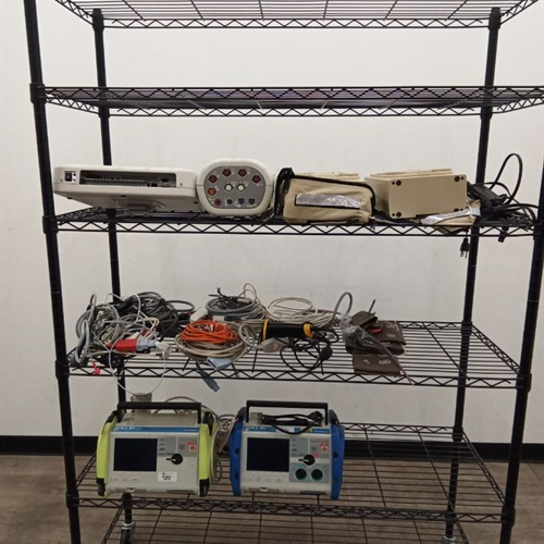 Lot of Various Medical Equipment