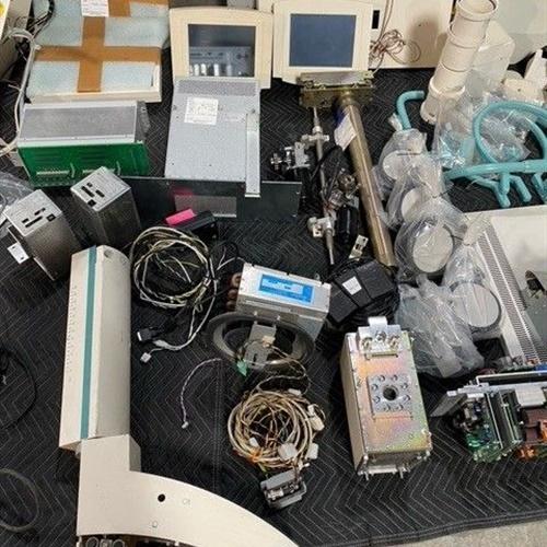 Lot of Ziehm Mobile C-arm Parts
