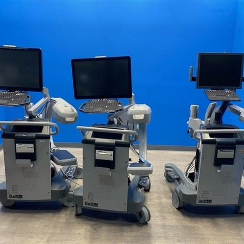 Lot of 3 OrthoScan FD Mini C-arms