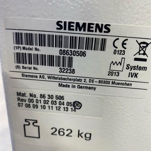 2013 Siemens Compact L Mobile C-Arm