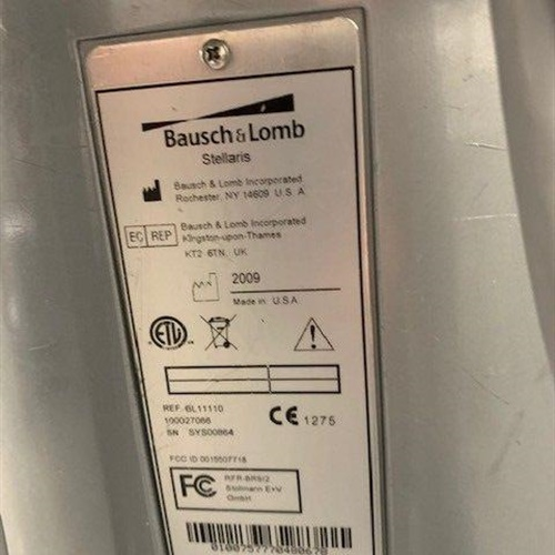 Bausch and Lomb Cataract Unit