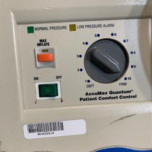 Accumax Quantum Mattress Controllers