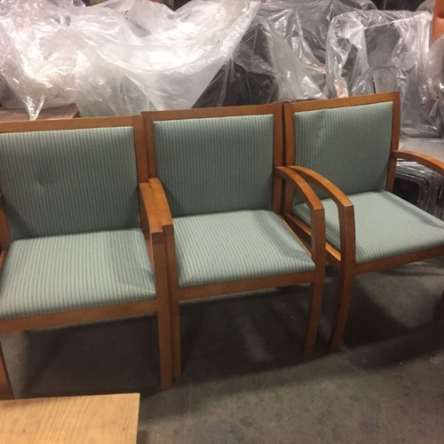 Group of 3 Chairs