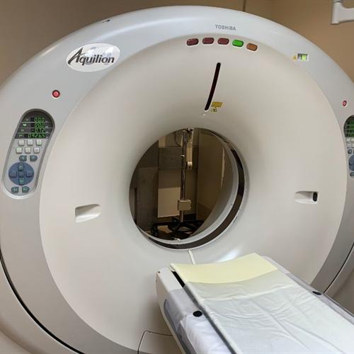 2007 Toshiba Aquilion 64 Slice CT Scanner