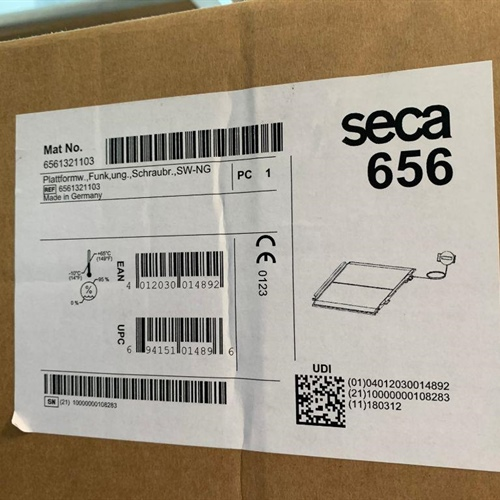 New Seca 656 Electronic Platform Scale