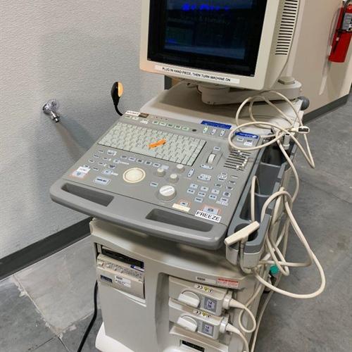 Aloka SSD-4000 Ultrasound