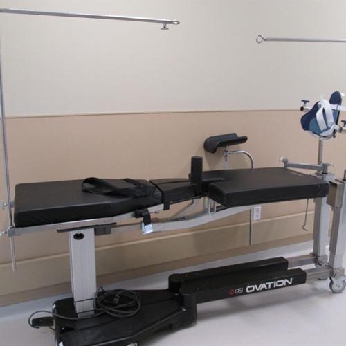 Mizuho OSI Ovation 6310 Surgical Table