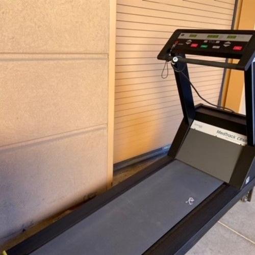MedTrack CR60 Treadmill