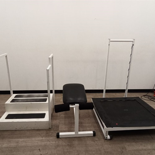 Lot of Therapy Equipment