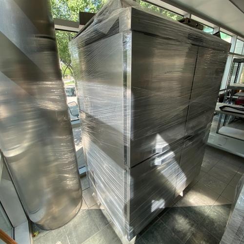 Hobart pass-through Hot food storage unit